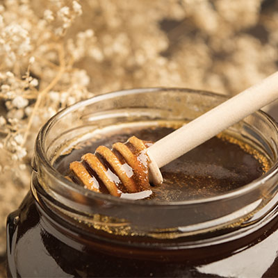 miel de sarrasin non pasteurisé 1L